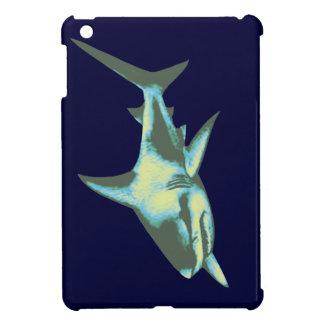 shark fish, wild animals iPad mini cases