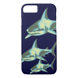 shark fish, wild animals iPhone 7 case