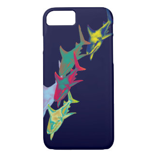 shark fish - wild animals iPhone 7 case
