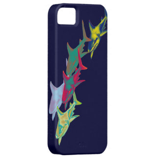 shark fish - wild animals iPhone SE/5/5s case