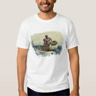 Shark Fishing, 1885 T-shirt