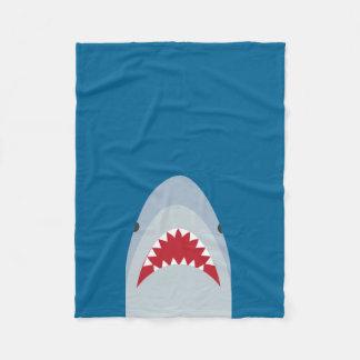 Shark Fleece Blanket