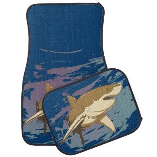 Shark! Floor Mat