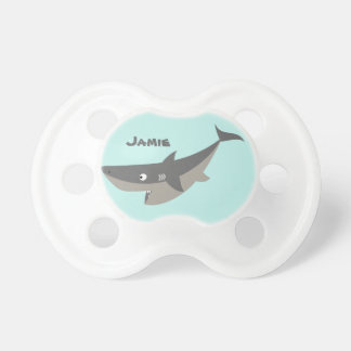 Shark Fun Pacifier