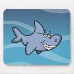 Shark Grin Mousepad