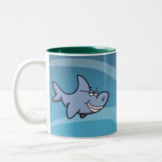 Shark Grin Mug