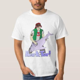 Shark Guitar T-Shirt