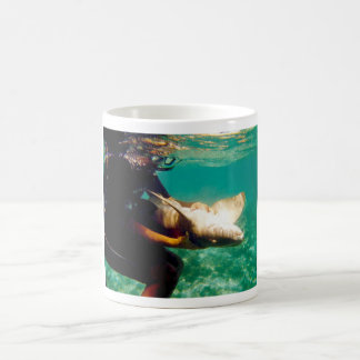 Shark Handler Coffee Mug