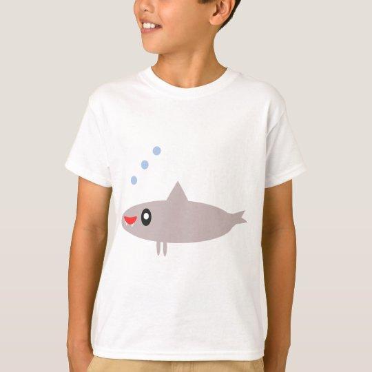 Shark Happy T-Shirt