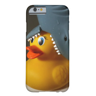 Shark Hat Rubber Duck Barely There iPhone 6 Case