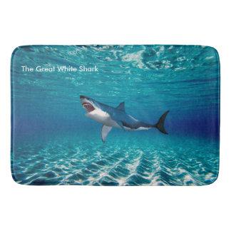 Shark image for Large Bath Mat