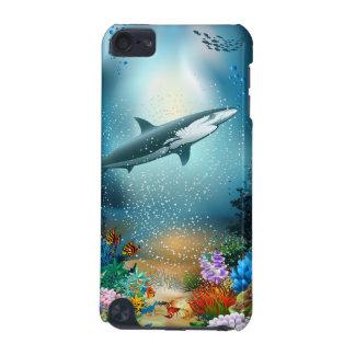 Shark In Ocean iPod Touch 5G Case