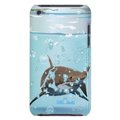 Shark In The Jar iPod Case-Mate Case