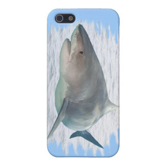 Shark in water case for iPhone SE/5/5s