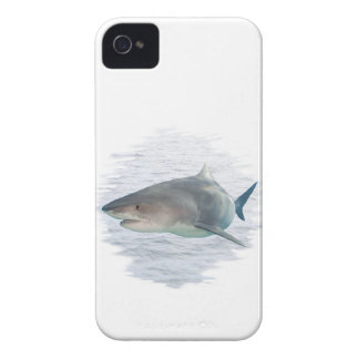 Shark in water Case-Mate iPhone 4 Covers