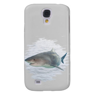 Shark in water  galaxy s4 cover