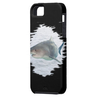 Shark in water-Mate iPhone SE/5/5s Case