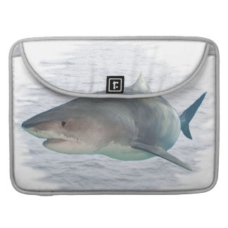 Shark in water Rickshaw Flap Sleeve