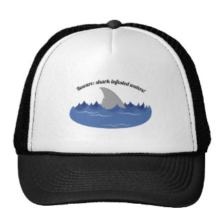 Shark Infested Trucker Hat
