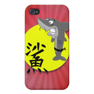 Shark iPhone 4 Covers