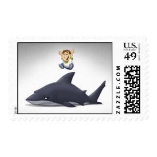 Shark Jumper Postage