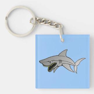 Shark Keychain