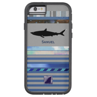 shark . king of the ocean tough xtreme iPhone 6 case