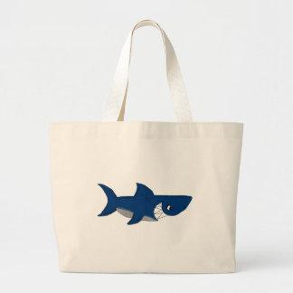 Shark Large Tote Bag
