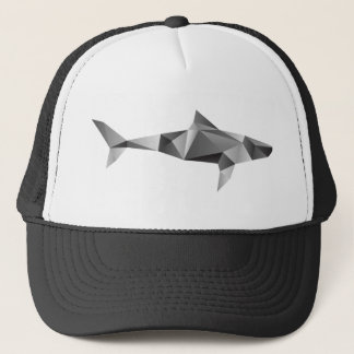 Shark Logo Hat