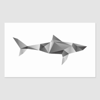Shark Logo sticker