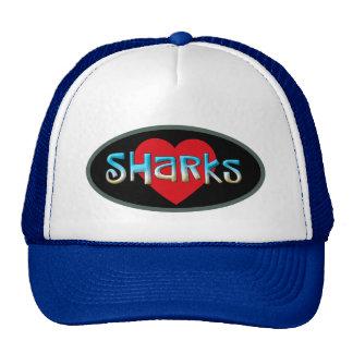 Shark Lover Trucker Hat