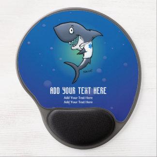 Shark Medical Healthcare Gel Mousepad