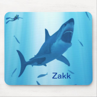 Shark Mouse Pad