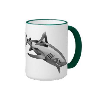 Shark Ringer Coffee Mug