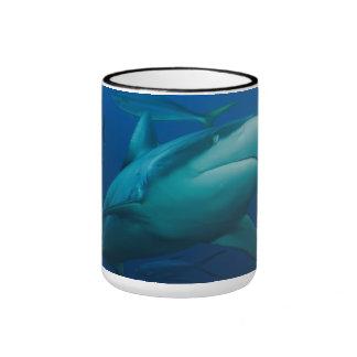 Shark Mug - Gray Whaler