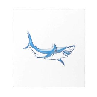 Shark Notepad