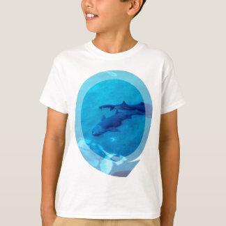 Shark Pair Kid's T-Shirt