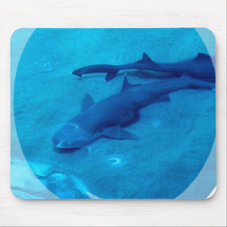 Shark Pair Mouse Pad