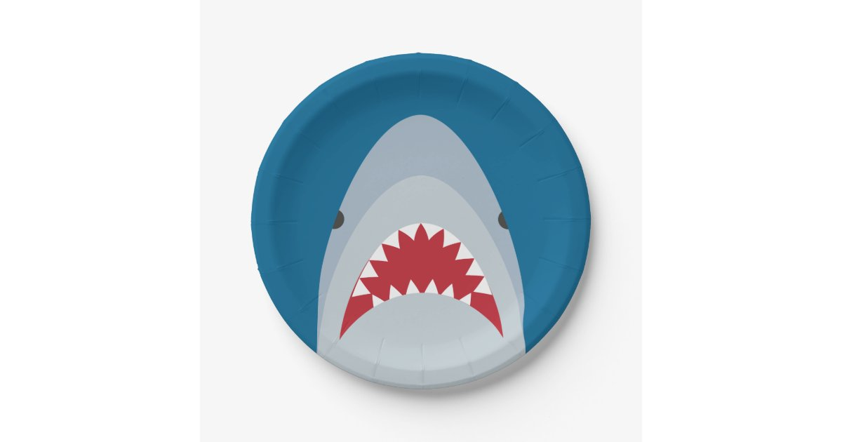 Easy Paper Shark Craft (Great for a Group of Kids)   Crafting Jeannie