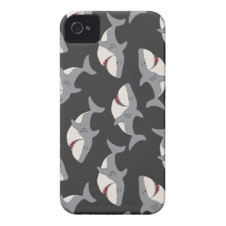 Shark Pattern Case Mate Iphone Barely There Iphone 4 Tough Covers