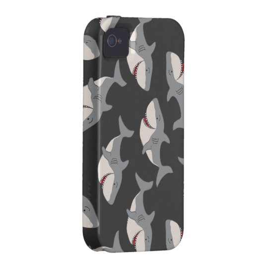 Shark Pattern Case Mate Iphone Barely There