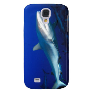 Shark Photo for iPhone3 Samsung Galaxy S4 Covers