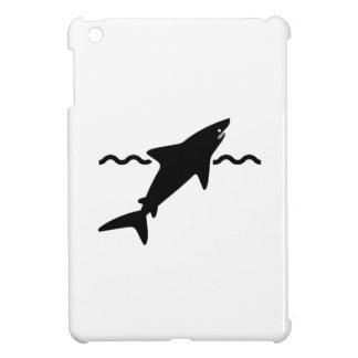Shark Pictogram iPad Mini Case