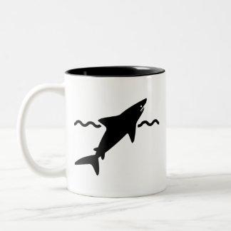 Shark Pictogram Mug