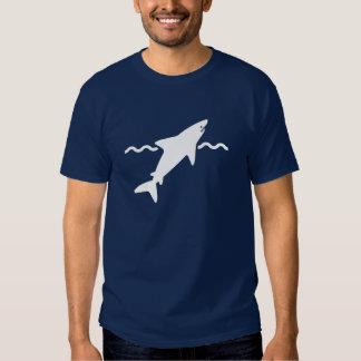 Shark Pictogram T-Shirt