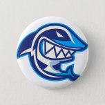 Shark Pinback Button