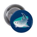 Shark! Pinback Buttons
