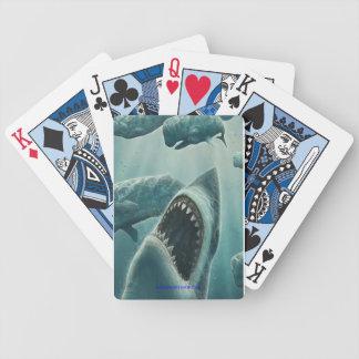 SHARK POKER CARDS