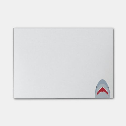 Shark Post-it Notes