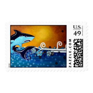 Shark Postage